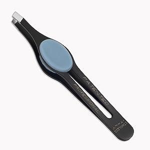 Refine Wide Slant Tip Grip Tweezers