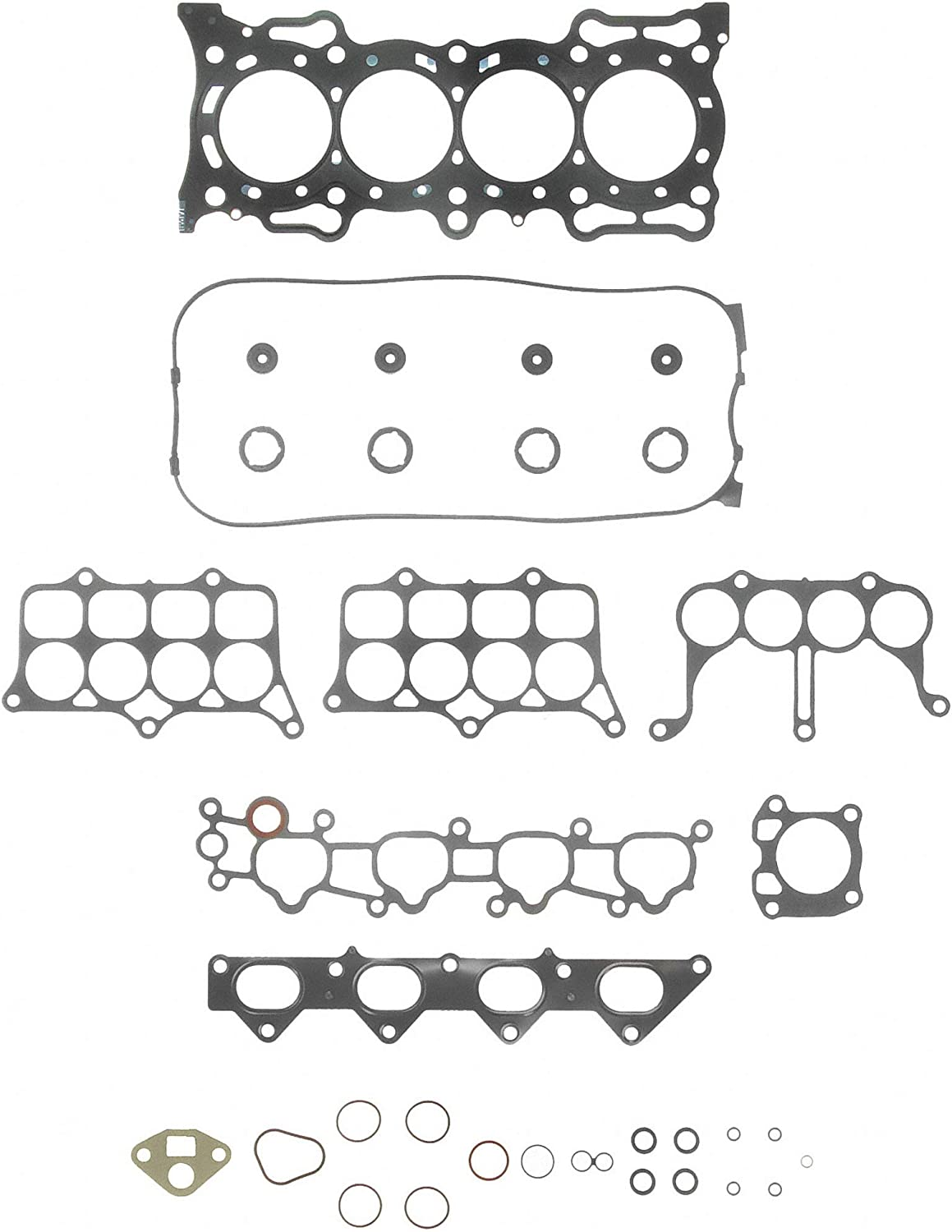 Fel-Pro HIS 9851 PT Cylinder Head Installation Set