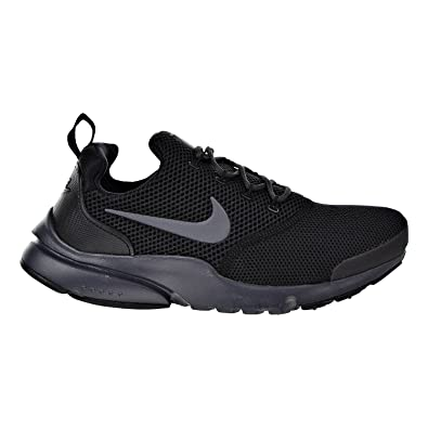 9e965dbf3 Amazon.com | Nike Kid's Presto Fly GS, Black/Anthracite-Anthracite ...