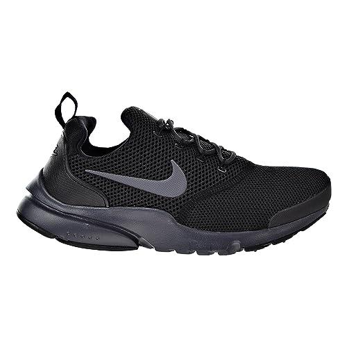size 40 6b2ae c9c50 Nike Kid's Presto Fly GS, Black/Anthracite-Anthracite