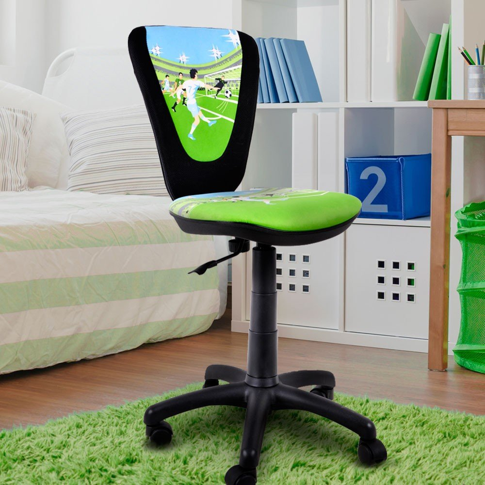 Schreibtischstuhl kinder modern  Jugend Dreh Stuhl Kinder Zimmer Jungen Schreibtisch Stuhl Sitz ...