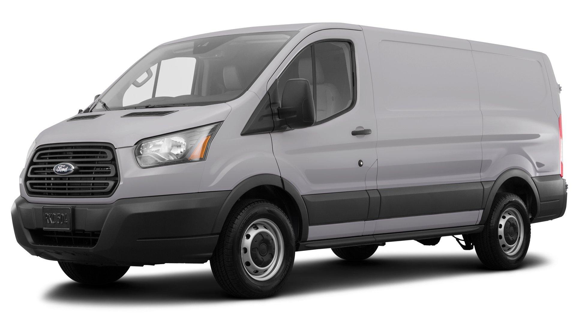 "2017 Chevrolet Express 2500, Rear Wheel Drive 2500 155"", 2017 Ford  Transit-150, T-150 148"" Low Rf 8600 GVWR Sliding ..."