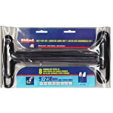"Eklind 35198 8 Piece 9"" Series Standard Grip Hex T-Keys Set with Pouch, Sizes: 2 mm - 10 mm"