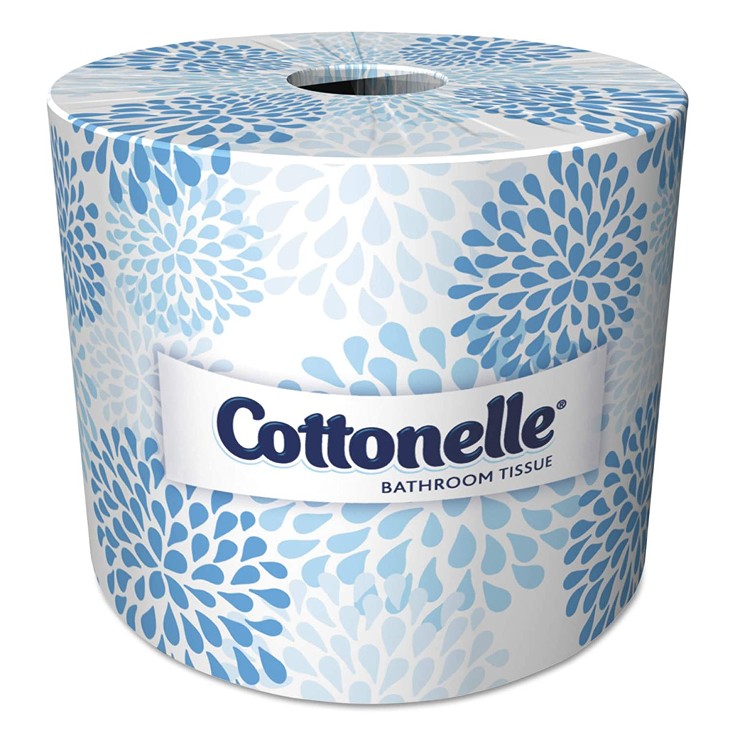 Cottonelle 13135 Two Ply Bathroom Tissue 451 Sheets per Roll Case of 20 Rolls