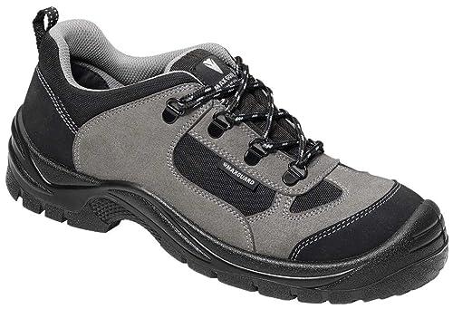 MaxguardArmin A370 - Zapatos de Seguridad Unisex Adulto, Color Gris, Talla 43