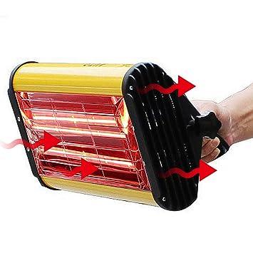 MRCARTOOL - Secador de Pintura por Infrarrojos de Mano con Panel de Secado Corto: Amazon.es: Coche y moto