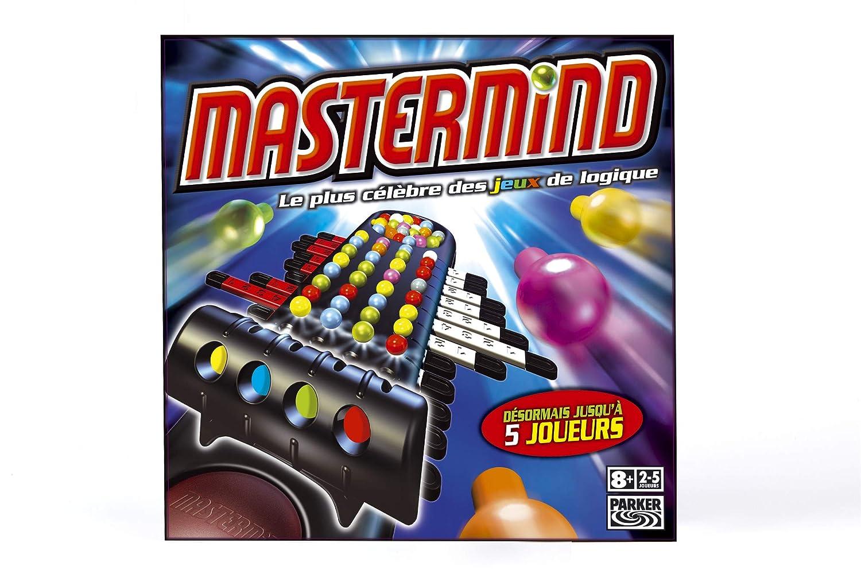 Mastermind Jeu de Soci/ét/é 291871010 /Édition Voyage Hasbro