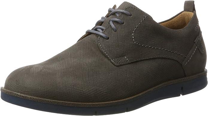 TALLA 45 EU. Ganter Gabriel-g, Zapatos de Cordones Derby para Hombre