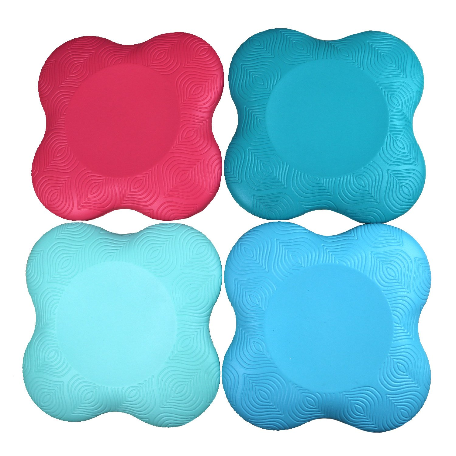 Hand and Head-2 Packs Aiweitey Yoga Knee Pad Thick Kneeling Pad Soft Cushion Support for Knees Elbow