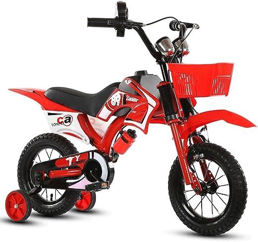 ZHEN GUO SHOP Los niños de Motocicleta Bicicleta niño bebé Coche ...