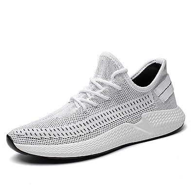 521aec88d6db Kvovzo Mens Walking Athletic Shoes Comfort Casual Sneaker Trail Running  Shoe for Men Tennis Baseball Racquetball