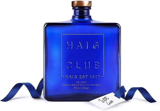 Haig Club Whisky Escocés - 700 ml: Amazon.es: Alimentación ...