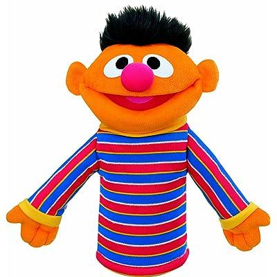 Gund Sesame Street Ernie Hand Puppet: Toy: Toys & Games
