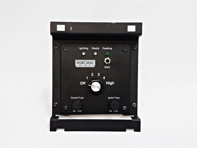 Part H5911 OEM Winslow PS40 PI40 Fuel Hopper Lid Cable Wire