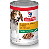 Hill's Science Diet Wet Dog Food, Puppy, 12-Pack