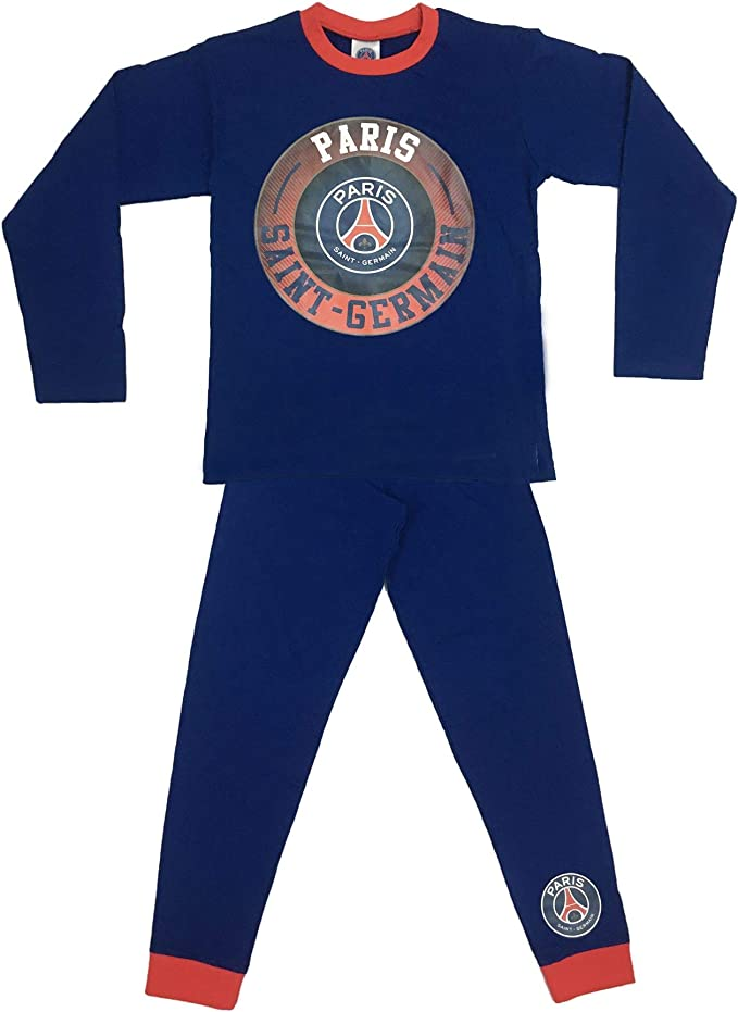 Boys official licenced product fc barcelona one piece pyjamas sets