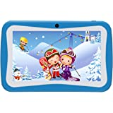 PADGENE Kids Tablet PC,Childrens 7 inch Android Phablet With 1G RAM 8G ROM Wifi Bluetooth dual Camera Games Tablet for Kids