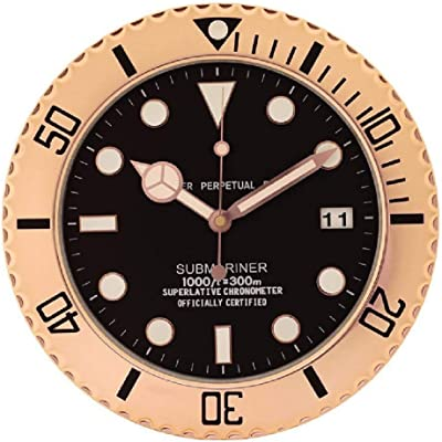 Amazon Com Pendulux Heavy Cast Aluminum Navy Master Clock