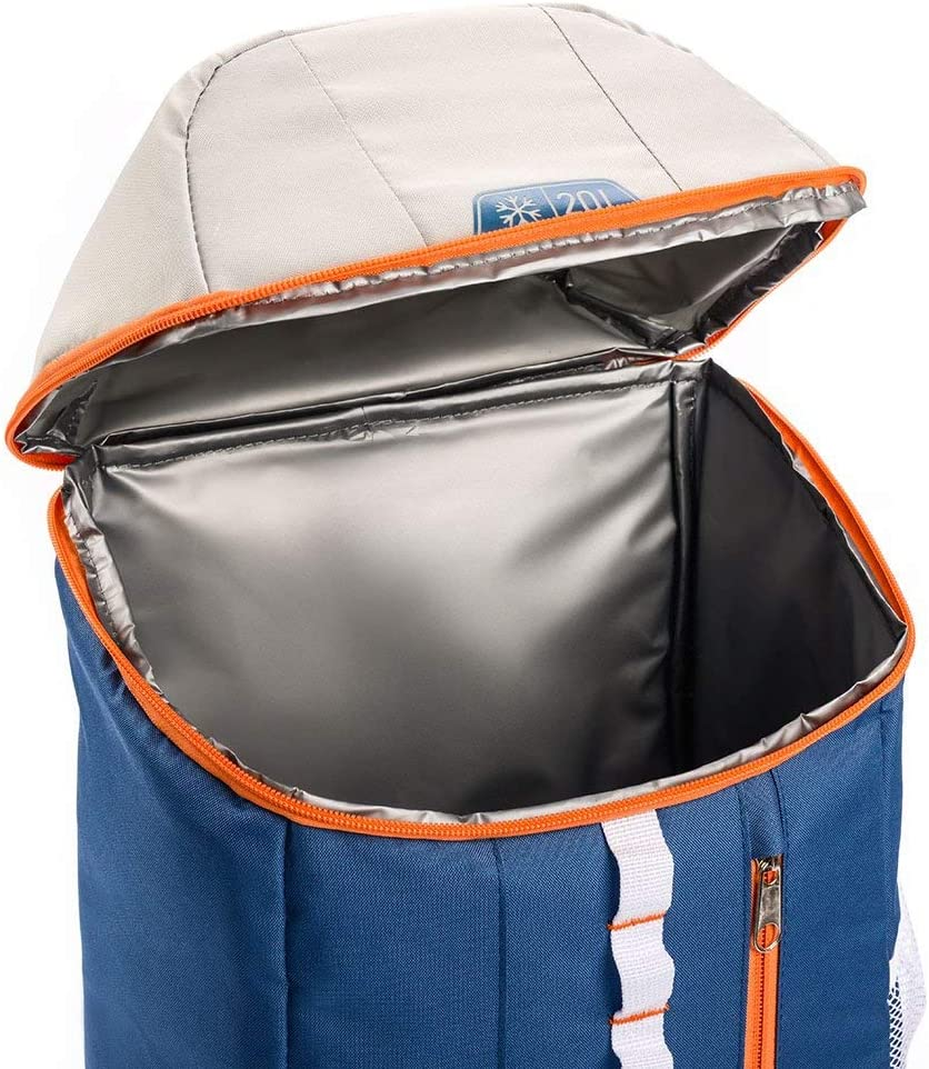 meteor Mochila T/érmica Porta Alimentos para Picnic Playa Camping Senderismo Excursi/ón Viajes Portatil Bolsa Aislamiento de Enfriamiento 10 L o 20 L