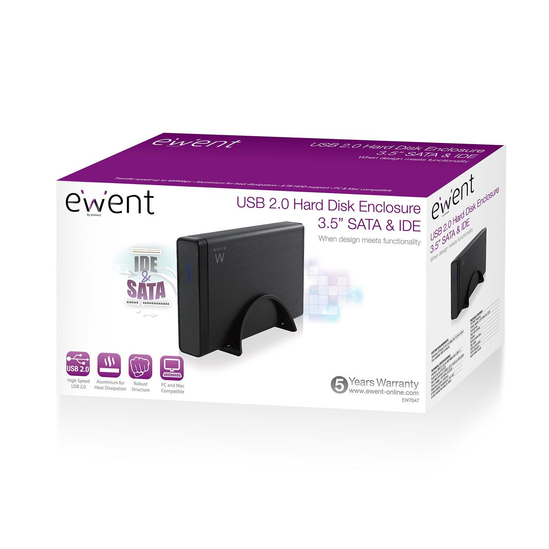 Amazon.com: Eminent EM7047 - Carcasa de aluminio para disco ...