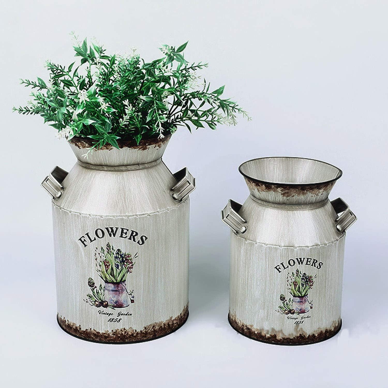 Vintage 14 Tall Brass Vase Wavy Flowerpot Home Decor Decorative Home And Living Container Brass Gift Idea Cottage Farmhouse  Chez Rai