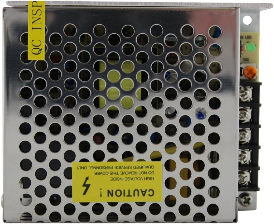 2.1A Single Output PS1-25W-12 12V Power Supply