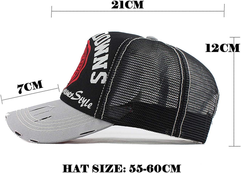 Wilbur Gold Baseball Cap Summer Hats Embroidery Letter Cap Girl Hats for Women Men Trucker Cap