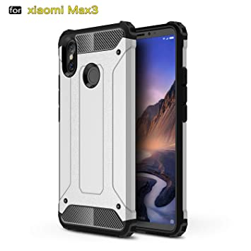 Amazon.com: CONGCASE Phone Cases Cover, 2 in 1 PC+TPU Dual ...