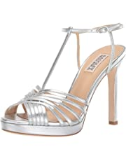 Badgley Mischka Women's Angelica Heeled Sandal