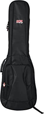 Gator Cases 4G Series Gig Bag For Bass Guitars with Adjustable