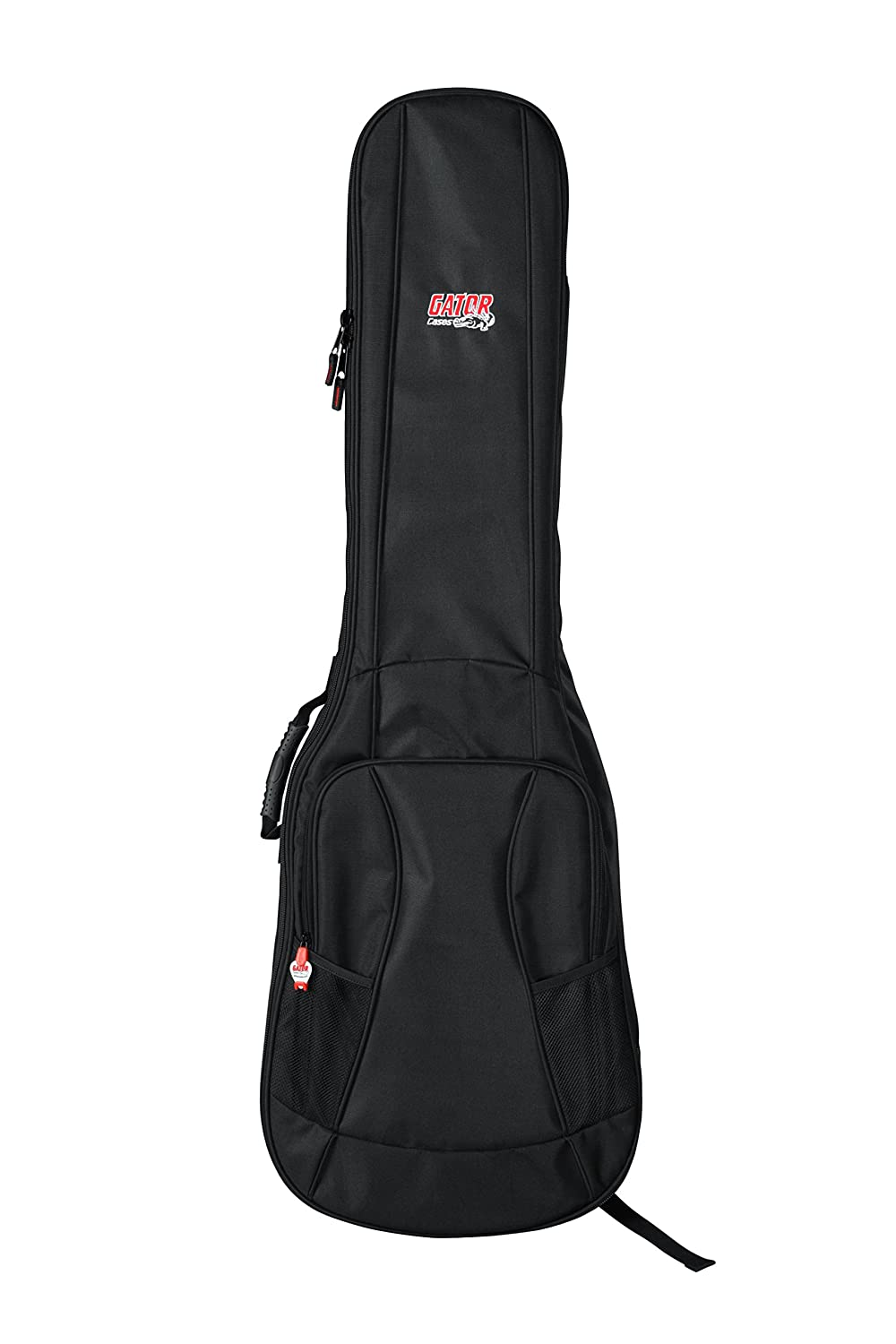 Gator Cases 4G Series Gig Bag for Bass Guitars with Adjustable Backpack Straps (GB-4G-BASS)