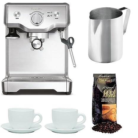 Amazon.com: Breville bes810bss el duo-temp Pro Espresso ...