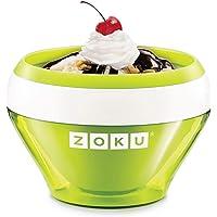 Zoku Ice Cream Maker, Kunststof, Groen, 15 ml