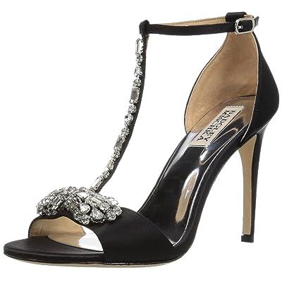 Badgley Mischka Women's Pascale Heeled Sandal: Shoes