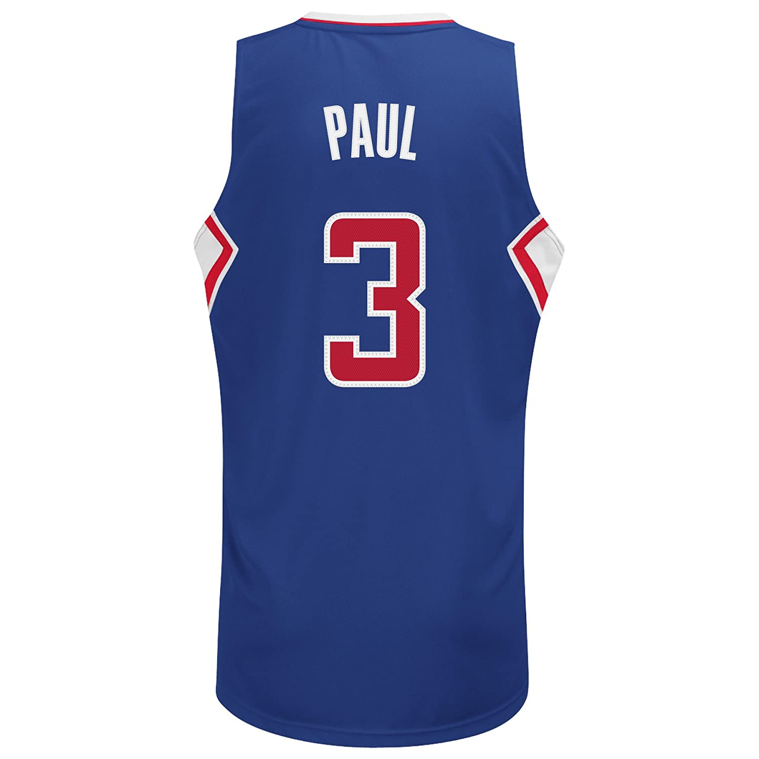 05eab9fb96f3 Amazon.com   NBA Los Angeles Clippers Blue Swingman Jersey Chris Paul  3    Sports Fan Jerseys   Sports   Outdoors