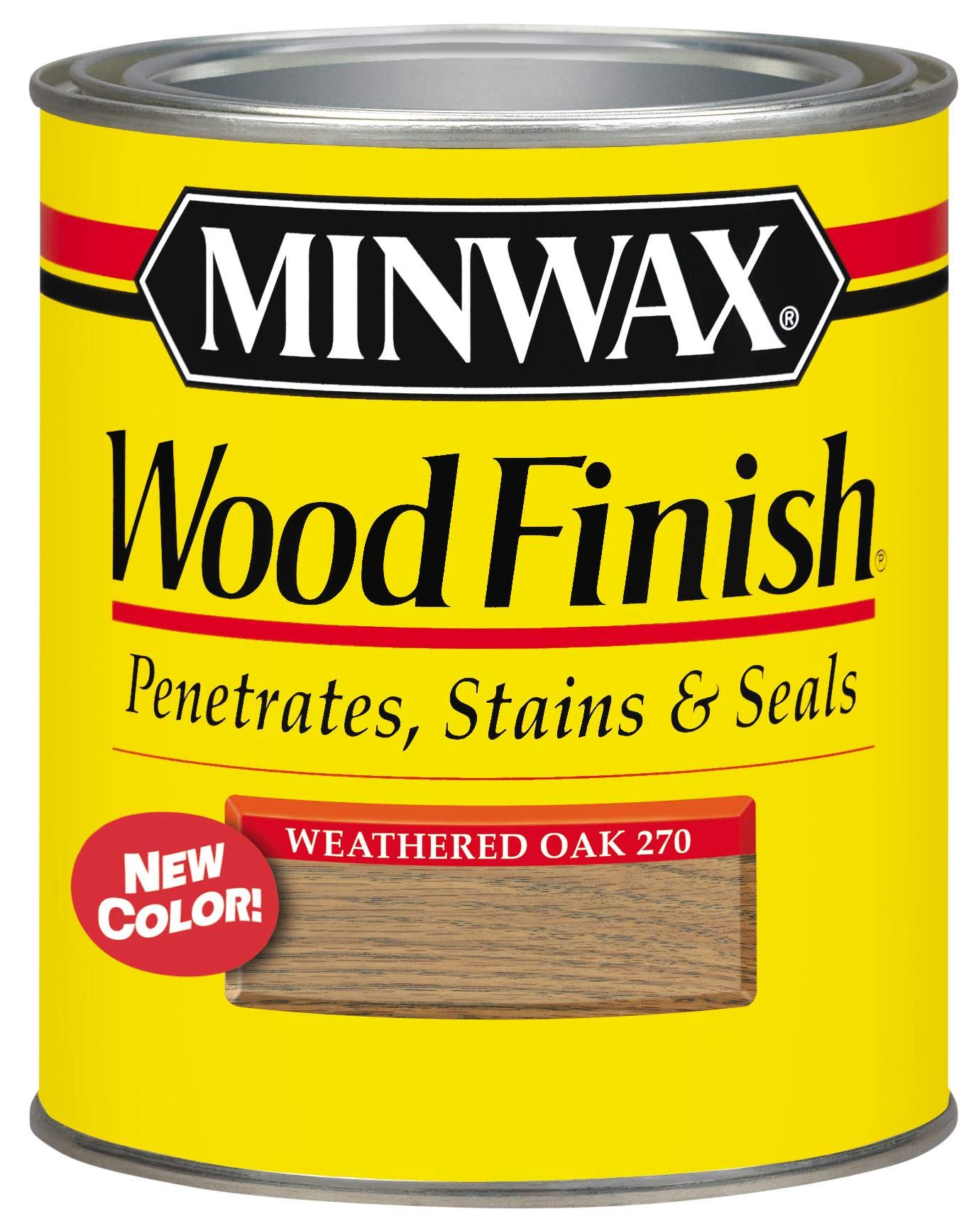 1//2-Pint Minwax 23010 Fast Drying Polyurethane Satin