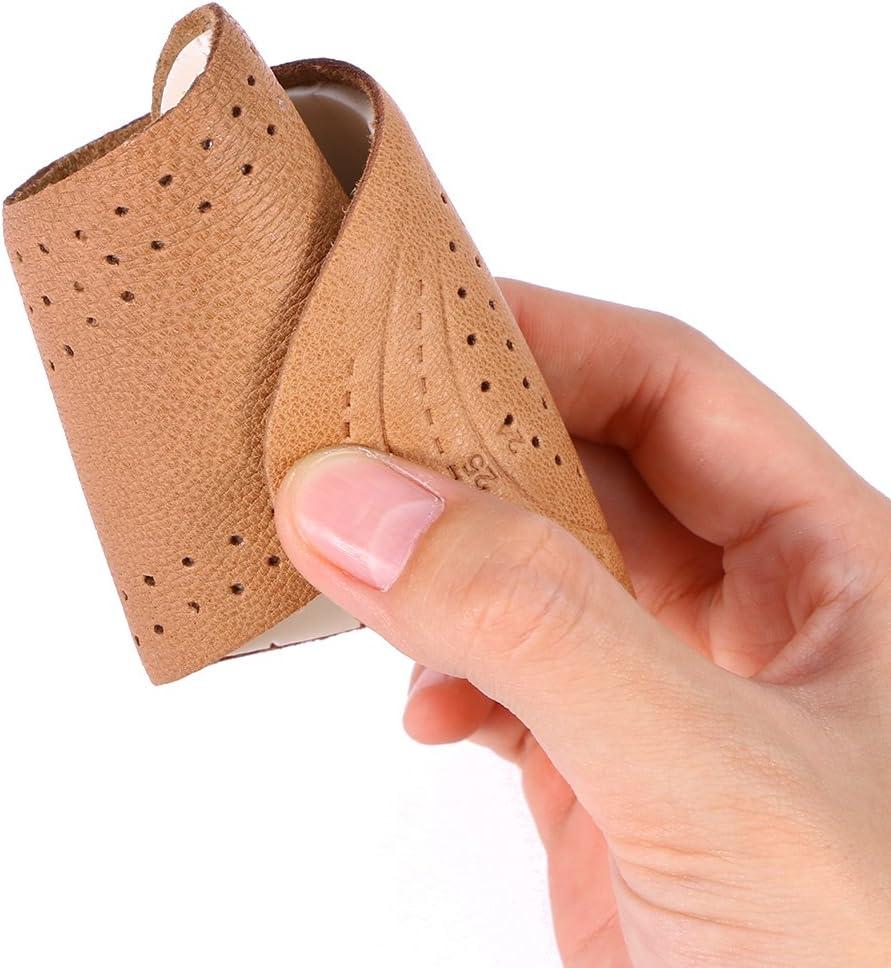SUPVOX Semelles orthop/édiques pour enfants en cuir souple et confortable pour soulager la douleur taille 24-28