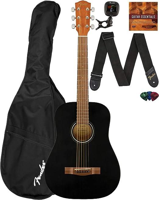 Fender Acoustic Guitar Starter Bundle