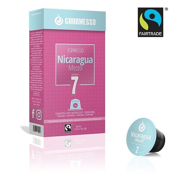 Gourmesso Nicaragua Mezzo (30 Capsulas)