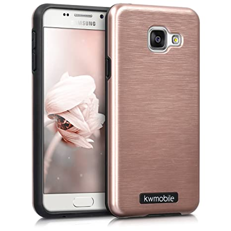 7654fe1ec58 kwmobile Funda para Samsung Galaxy A3 (2016): Amazon.es: Electrónica