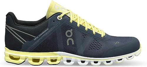 On Cloudflow - Zapatillas de Running para Mujer, Mujer, Gris, 42.5 EU: Amazon.es: Zapatos y complementos