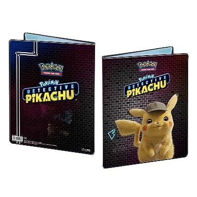 Ultra Pro E-15203 Detective 9 Pocket Portfolio-Pikachu, Multi: Toys & Games