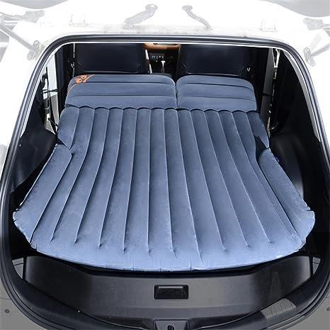 STAZSX Off-Road vehículo colchón de Aire del Maletero SUV Coche Cama Coche Adulto Almohadilla