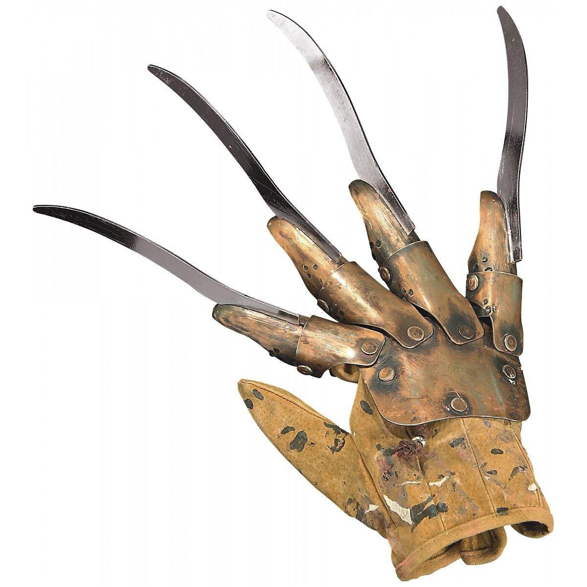 Rubie's Costume Co Freddy Glove Metal Dlx