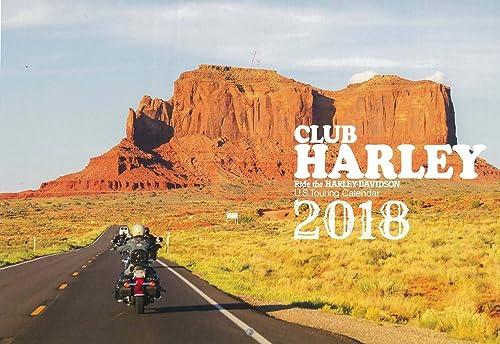 CLUB HARLEY 2018年1月号 画像 B