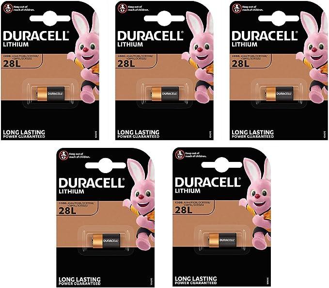 Duracell 2cr11108 5er Pack Lithium Batterie 2 Cr 1 Elektronik