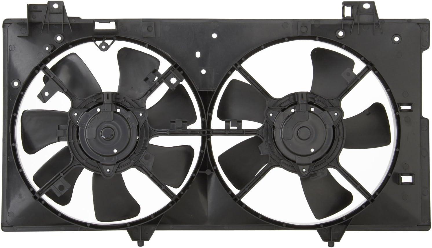 Spectra Premium CF21004 Radiator Fan Assembly