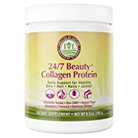 IVL 24/7 Beauty Collagen Protein Powder with Verisol Bioactive Collagen Peptides...