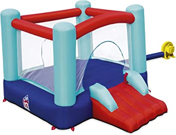 BESTWAY 52331 - Piscina Hinchable Infantil con Techo Fruit ...