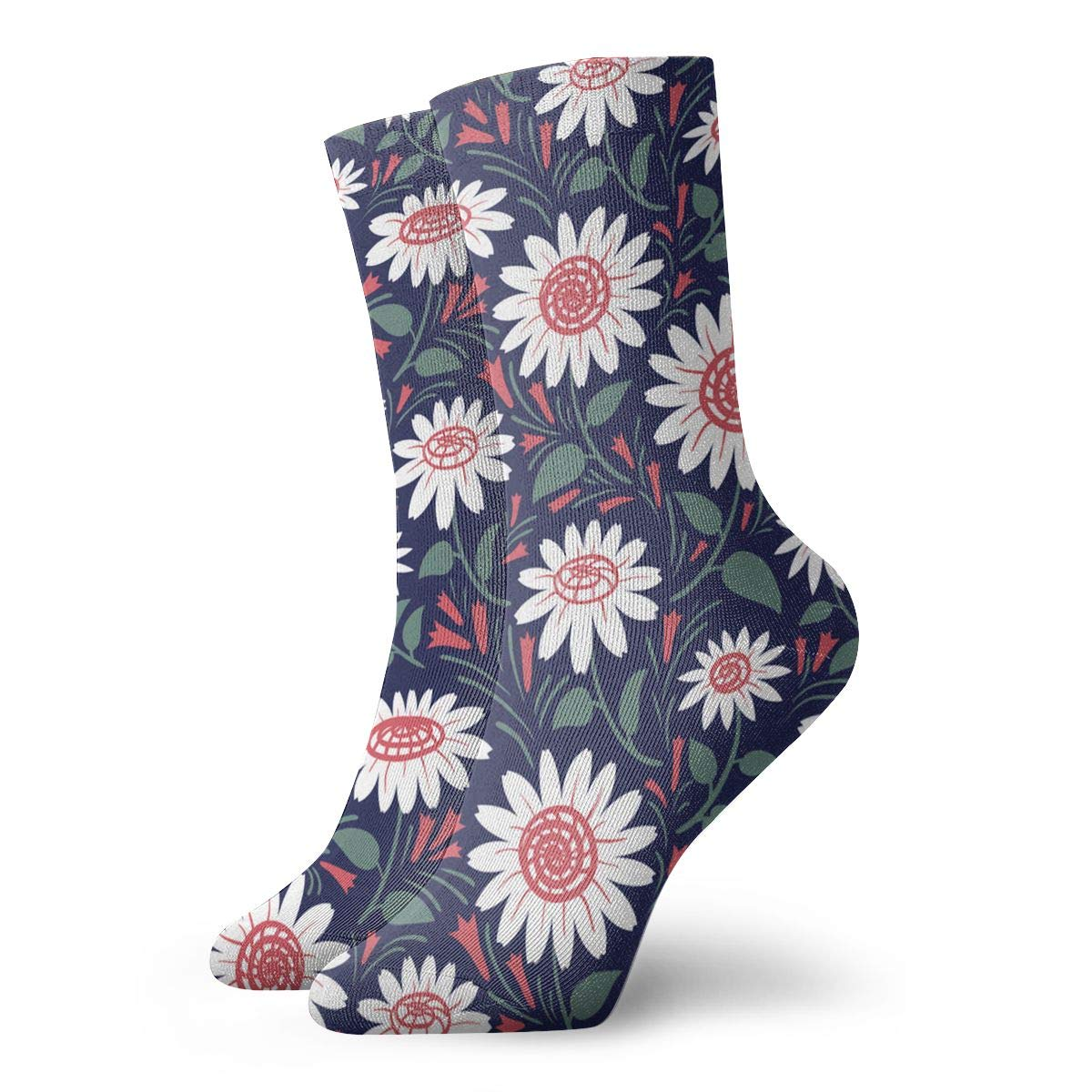 Sun flower socks sunflower fashion female cotton socks autumn and winter/_Neu